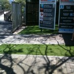 Sheraton Noosa- Boat Hire Shed 30mm Synthetic turf