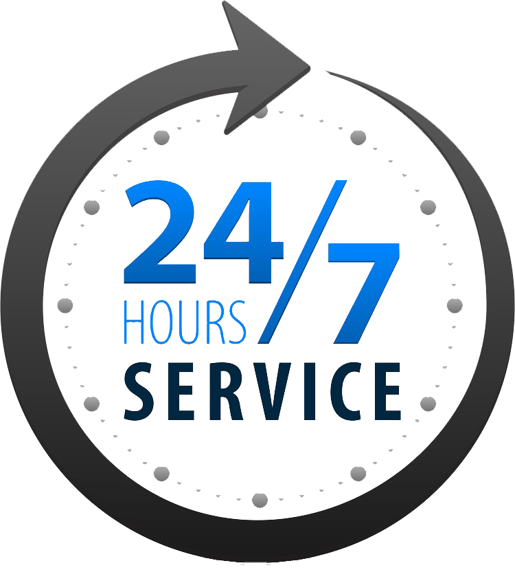 24/7 hours services